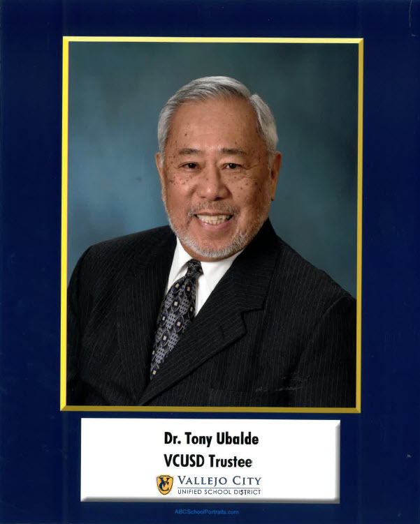 Dr. Tony Ubalde, Jr., Trustee