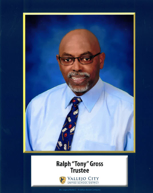 R. Tony Gross, Board of Education